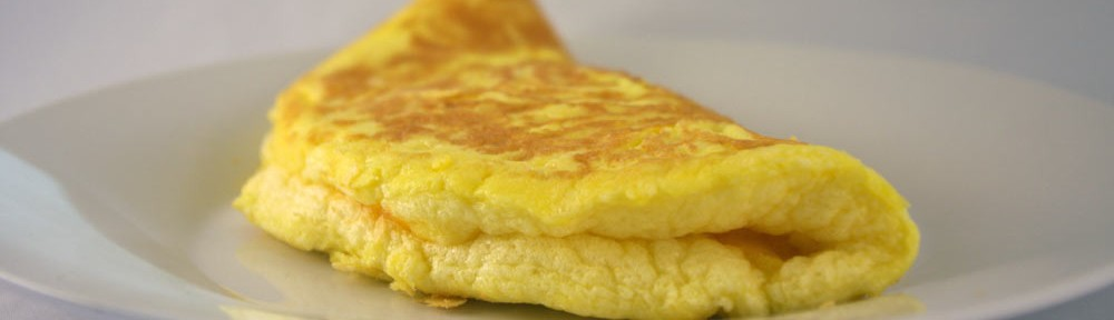 Light And Puffy Omelette