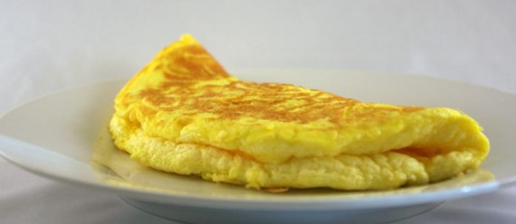 How To Make A Puffy Omelette