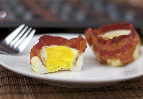 Bacon Cup Bite