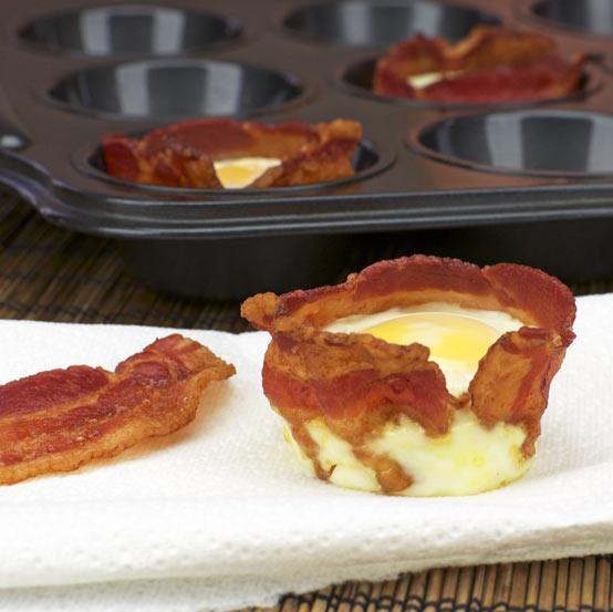 Bacon & Egg Cup