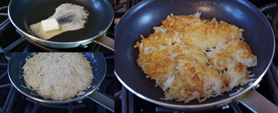 Making Diner-Style Hash Browns