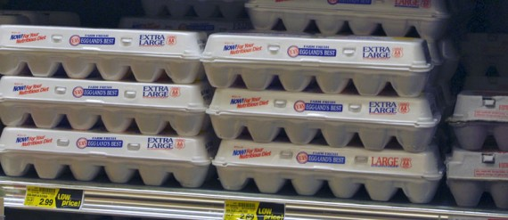 Selecting Eggs For French Toast