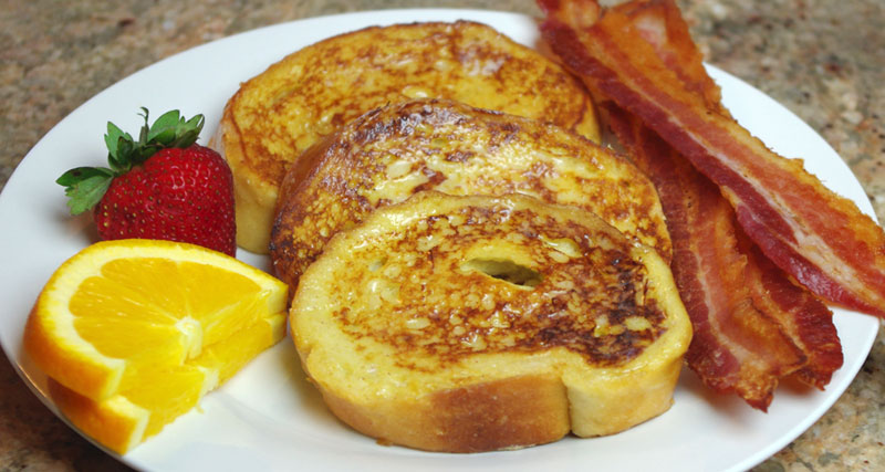 How To Make Excellent French Toast | Team Breakfast