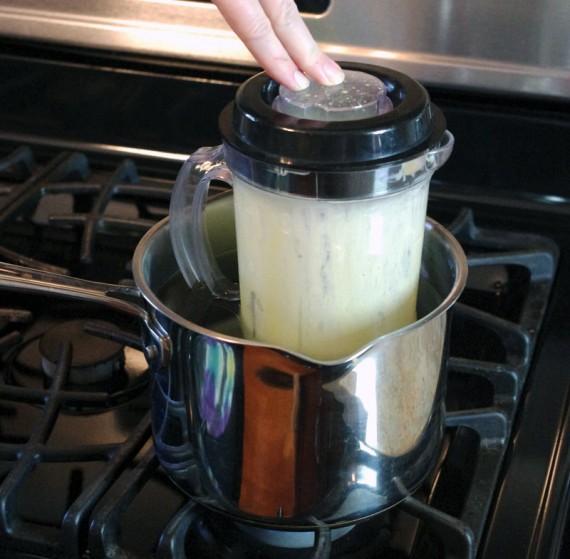 Keep The Hollandaise Sauce Warm