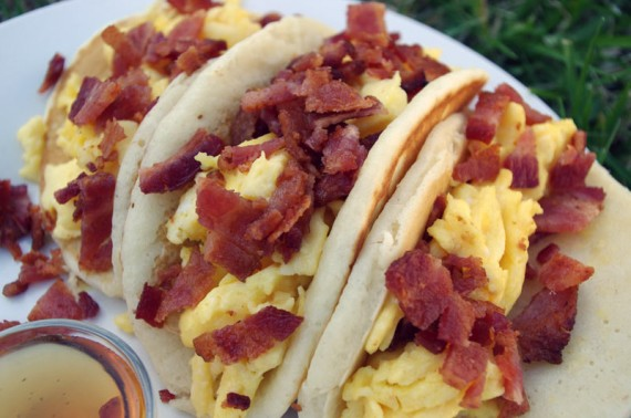 Pancake Tacos By Mr Breakfast