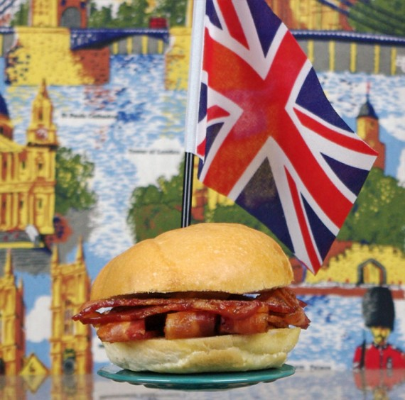 Britain's Famous Bacon Butty