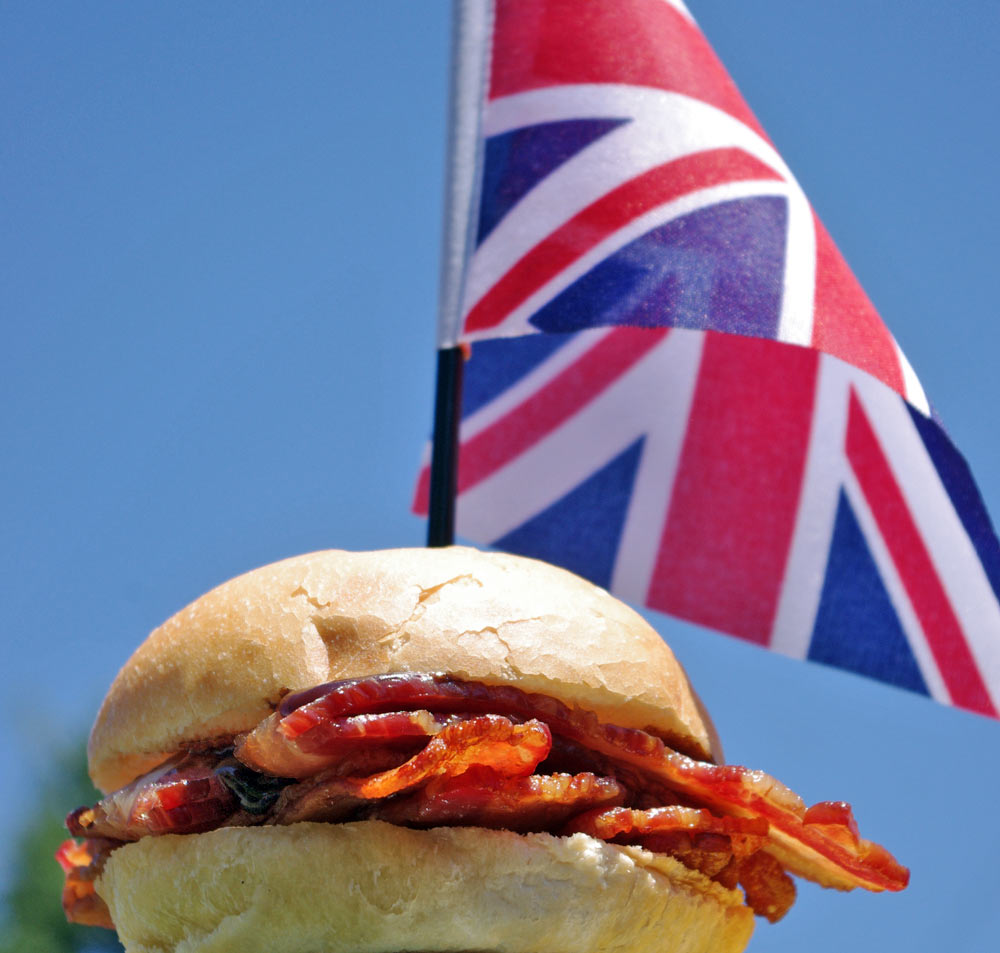 Oy, Yanks! Meet Britain\'s Bacon Butty | Team Breakfast