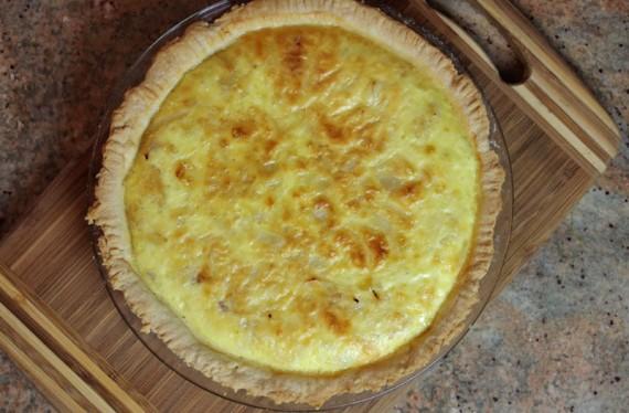 Bake The Quiche Lorraine