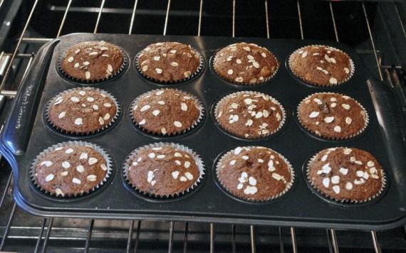 Baking The Bran Muffins