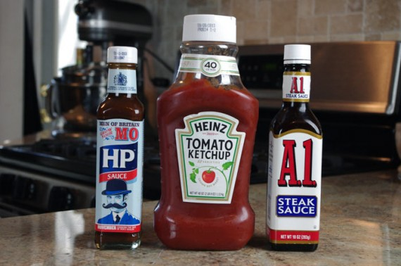 HP Sauce, Ketchup Or A1?