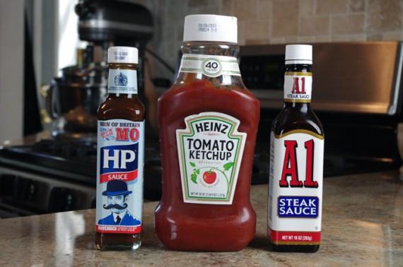 HP Sauce, Ketchup Or A.1.
