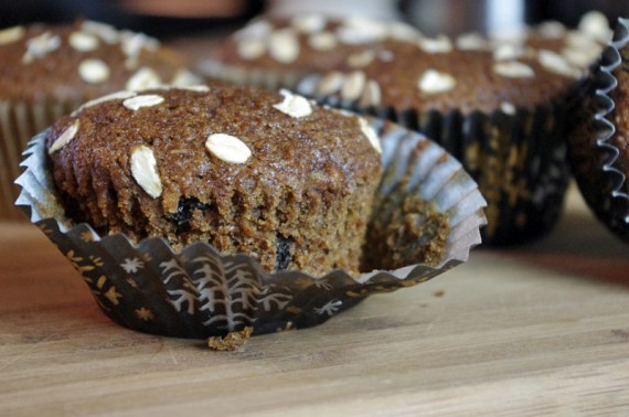 Homemade Bran Muffin: Dig In!