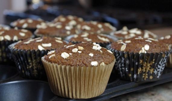 Homemade & Healthy: Classic Bran Muffins