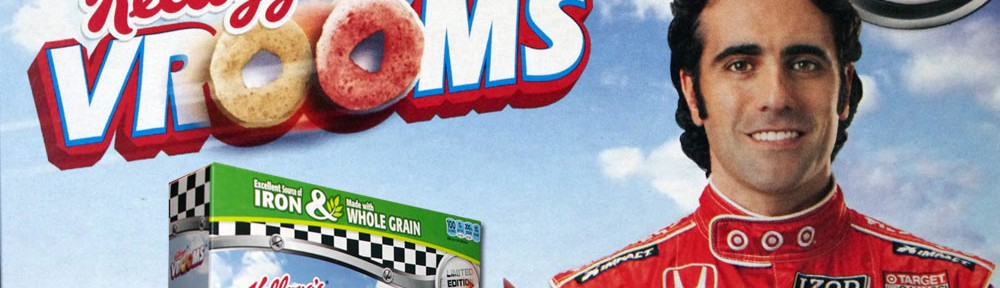 Vrooms Cereal