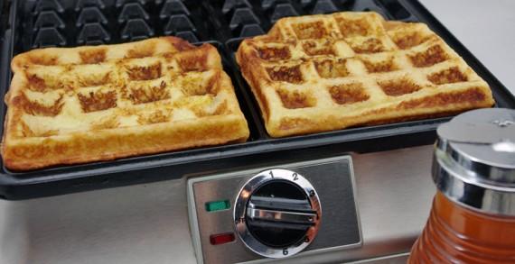 Waffle Maker French Toast Step 2
