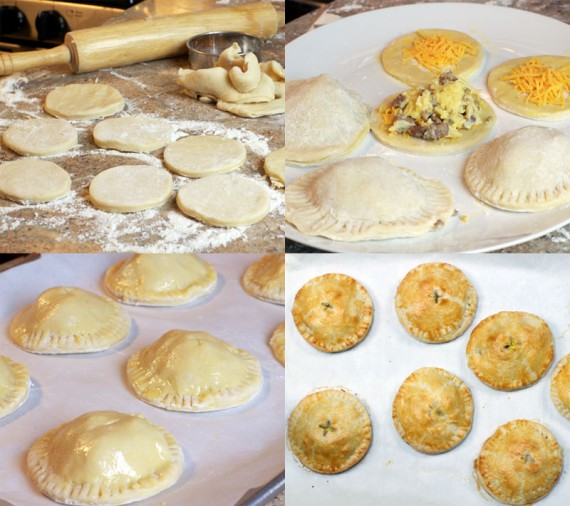 Assemble & Bake Hand Pies