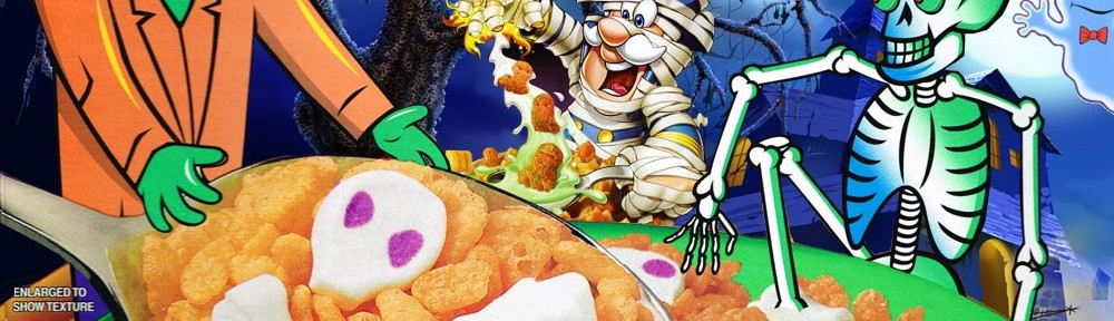 Top 10 Halloween Breakfast Cereals