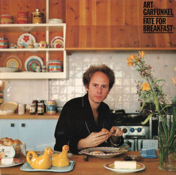 Art Garfunkel Breakfast