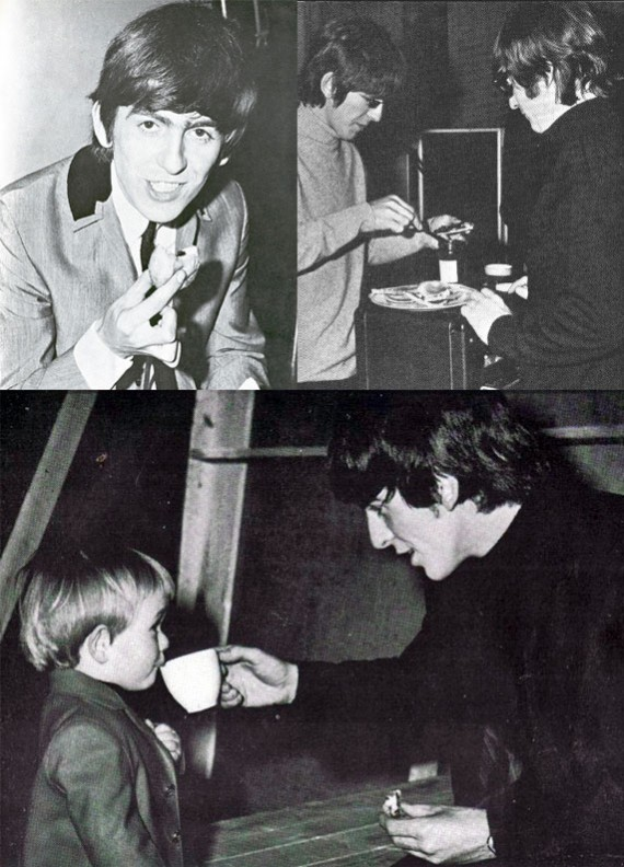George Harrison Breakfast