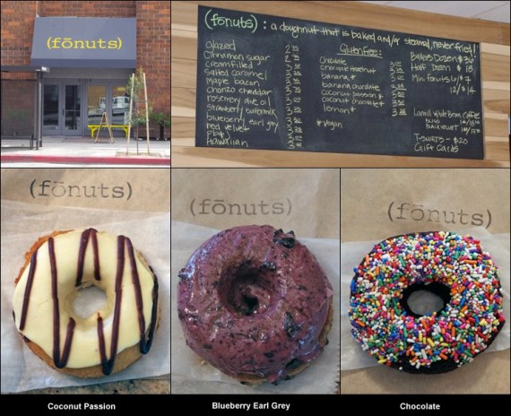 Fonuts in West Hollywood