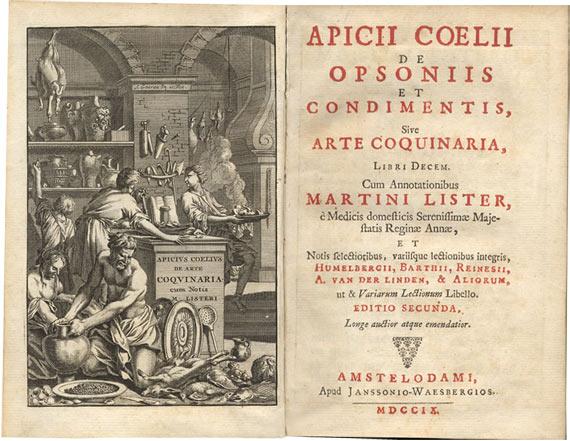 The Roman Apicius