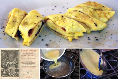 The Very First Omelette Recipe