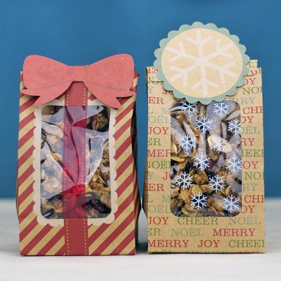 Granola Gift Bags
