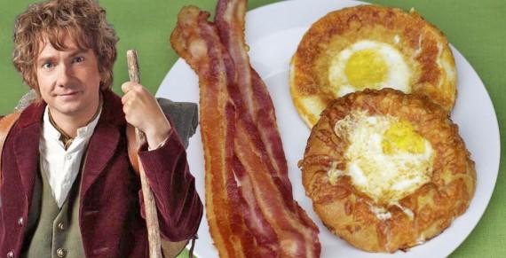 Recreating Denny's Hobbit Hole Breakfast