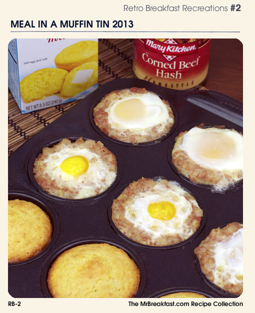 Meal In A Muffin Tin 2013