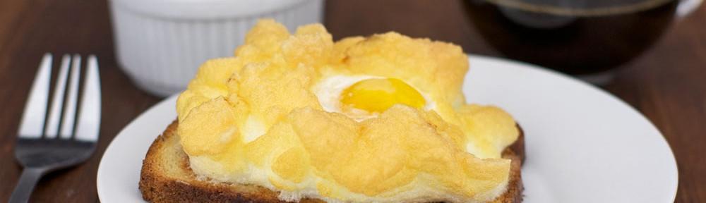 Retro Recipe: Baked Egg Nest