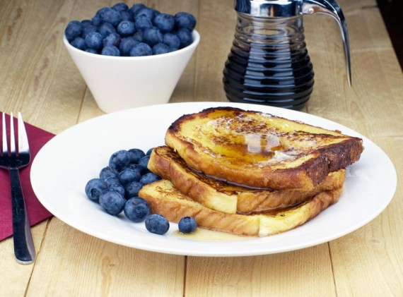 Vive la French Toast: 12 Great Recipes