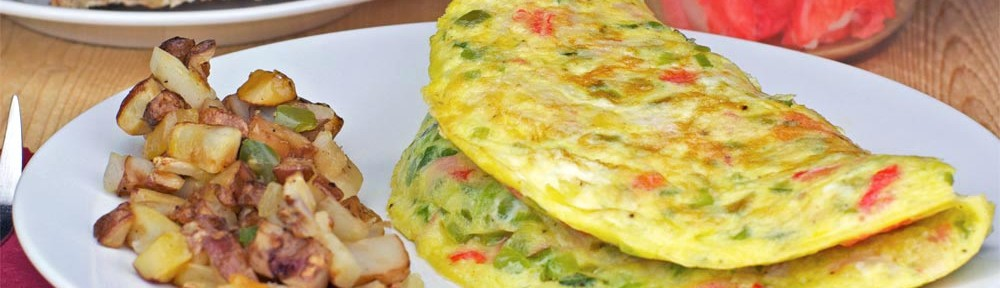 Crab Meat Omelette