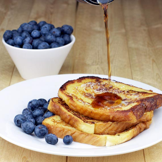 Vive la French Toast: 15 Favorite Recipes