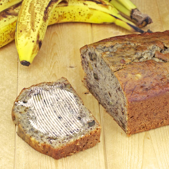 Slice of Banana Bread