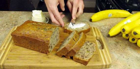 Banana Bread... So Easy, It's Bananas!