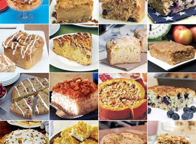 Coffee Cake Recipe Collection