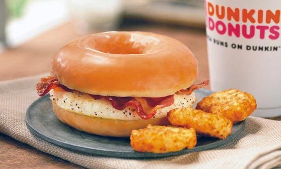 Dunkin' Donuts' Version