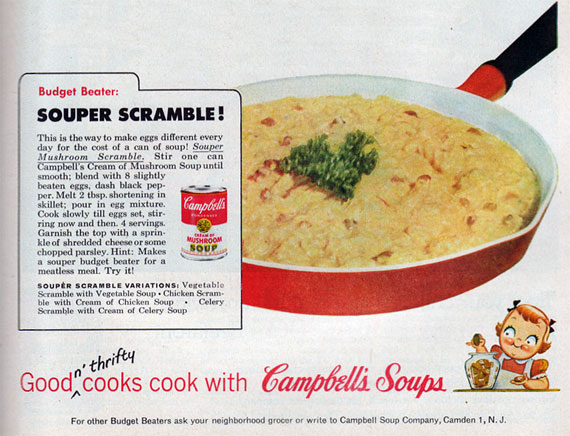 Souper Scramble 1958