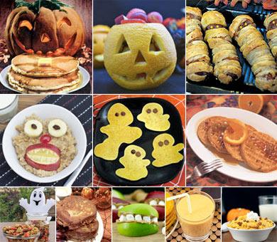 five frighteningly fun halloween breakfast ideas team breakfast - Fun Halloween Ideas