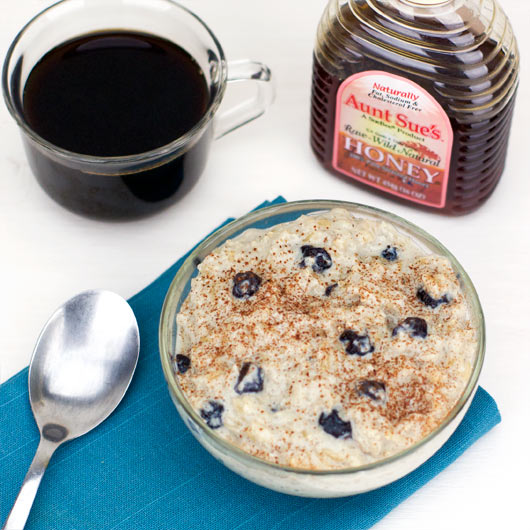 Winning Brown Rice Hot Cereal