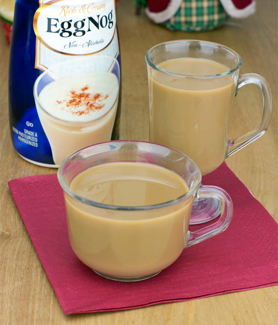 Eggnog Coffee – The easiest way to add holiday flavor to your ...