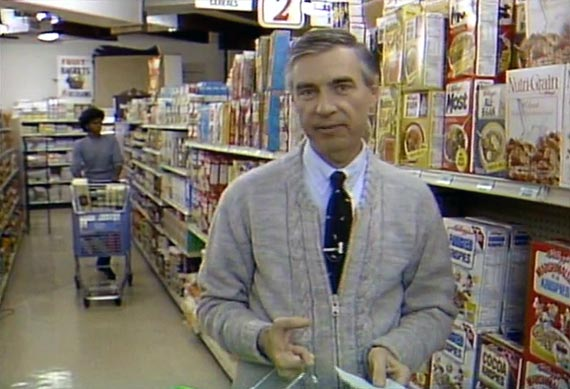 A Trip Down A 1984 Cereal Aisle With Mr. Rogers