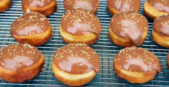 Irish Cofee Donuts