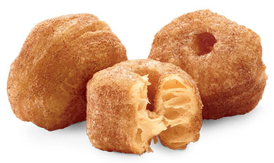 Croissant Donuts from Jack In the Box