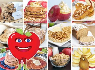A Is For Apple Breakfast Ideas