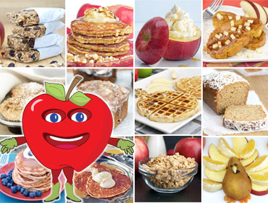 A Is For Apple Breakfast Ideas