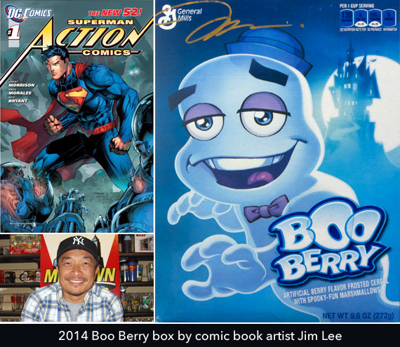 2014 Boo Berry Box by Jim Lee