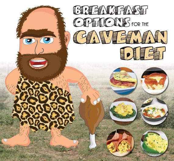breakfast options for the caveman diet team breakfastteam breakfast