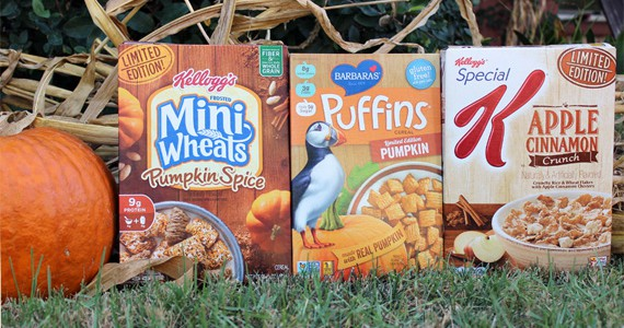 Battle Of The 2015 Fall Limited Edition Cereals