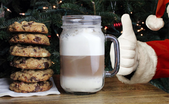 Homemade Holiday Coffee Drinks